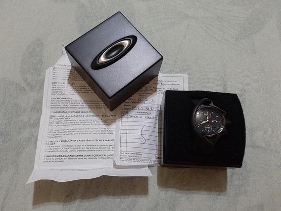 Relógio Oakley Detonador Impecável.