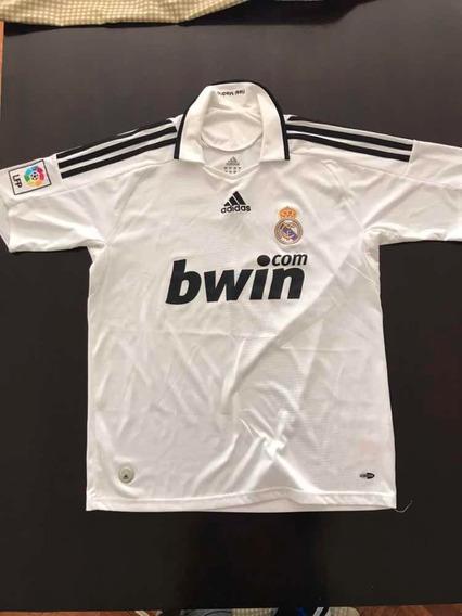 Camiseta Del Real Madrid Temporada 2009