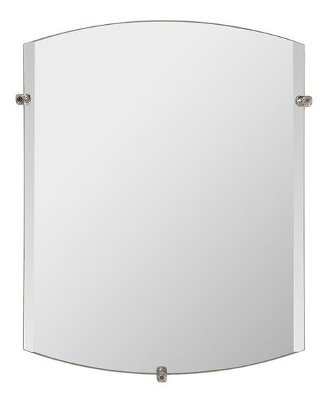 Espejo Patagonia Biselado Reflejar 60x40 Baño Sin Interes