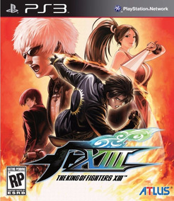 Kof 13 Ps3 Midia Digita Cod.psn The King Of Fighters Xiii
