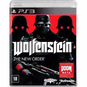 Wolfenstein The New Order Ps3 Mídia Física Lacrado