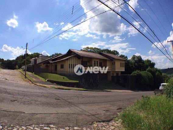 Casa Com 3 Dormitórios À Venda, 510 M² Por R$ 1.150.000 - União - Estância Velha/rs - Ca2752