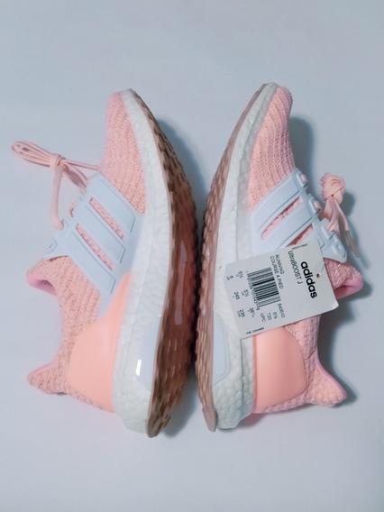 Tênis adidas Ultraboost Feminino 36 Br / 6 Us Origina