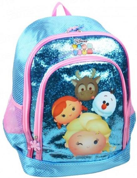 Mochila Infantil Frozen Tsum Tsum 12x S/juros