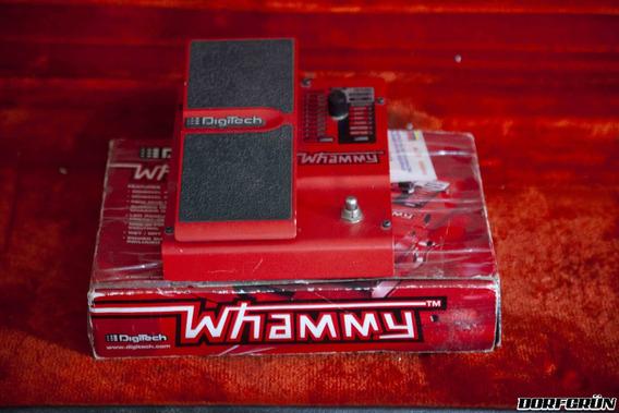Pedal De Efectos Whammy 4 Digitech Nuevo Boss Fender Gibson