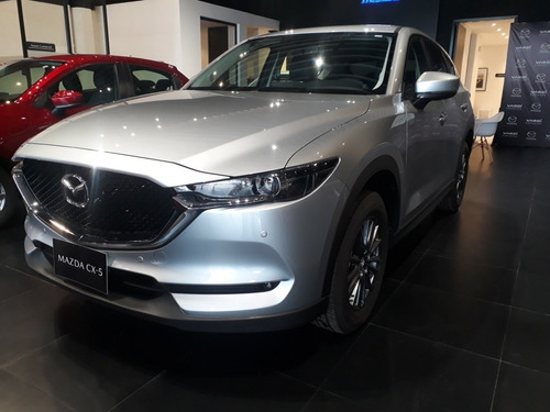 Mazda Cx5 Touring 2.5 4x2 2022 Plata Estelar
