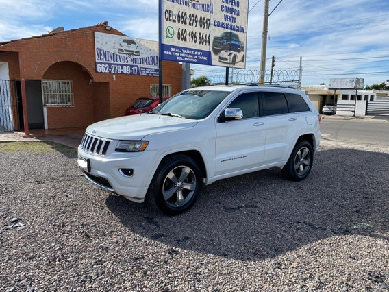 Jeep Grand Cherokee 2014 Limited Lujo 4x2