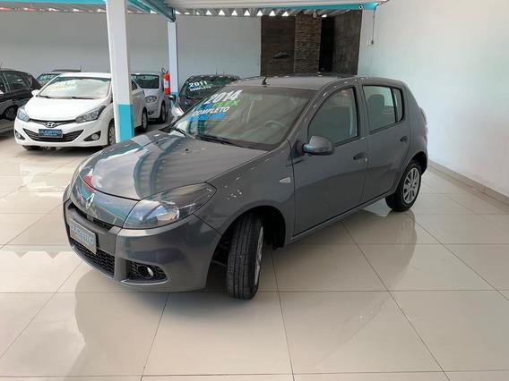 Renault Sandero 1.6 Expression Completo Apenas 55 Mil Km