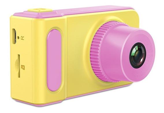 Mini Câmera Vídeo Digital Adorável Crianças Exibição 2