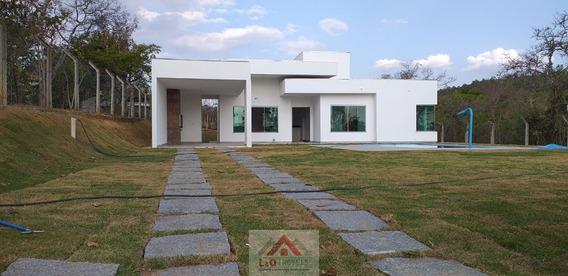Maravilhosa Casa Nova, Moderna E Com Excelente Acabamento - 3816