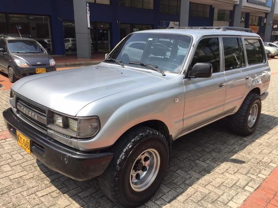 Toyota Land Cruicer Burbuja Fzj 80 4.5 1993
