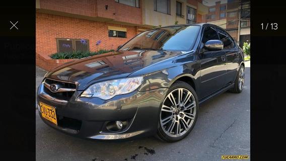Subaru Legacy 2.0 Deportivo Full E