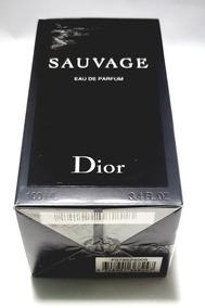 Perfume Sauvage Dior Edp 100ml - Vídeo Original 12x S/juros