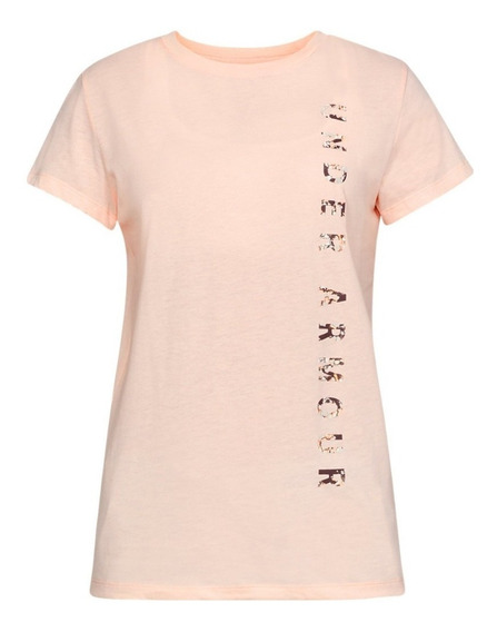 Remera Under Armour Vertical Wm Graphic Classic De Mujer