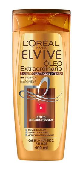 Shampoo Oleo Extraordinario Nutricion Intensa Elvive Loreal