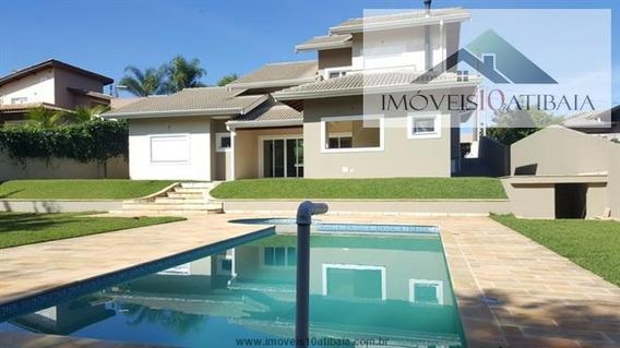 Casas Em Condomínio À Venda Em Atibaia/sp - Compre O Seu Casas Em Condomínio Aqui! - 1452660
