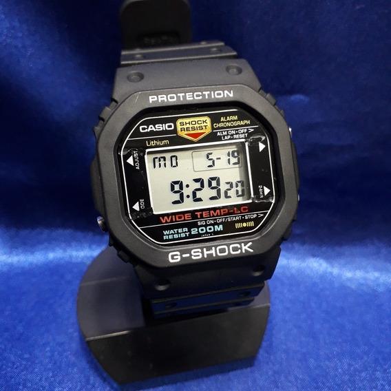 Relógio Casio G-shock Ww 5300 Fundo Rosca Anterior A Dw 5600