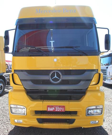 Mercedes-benz Axor 2041 - 2013/13 - 4x2 (bap 3371)