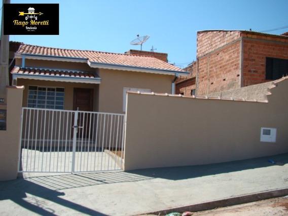 Linda Casa A Venda No Jardim Paraíso Em Boituva -sp - Ca00100 - 32657238