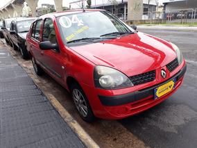 Renault Clio Sedan 1.0 16v Authentique 4p