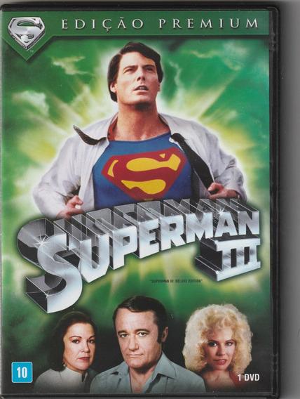 Dvd Superman 3 ( Dublado E Lacrado)