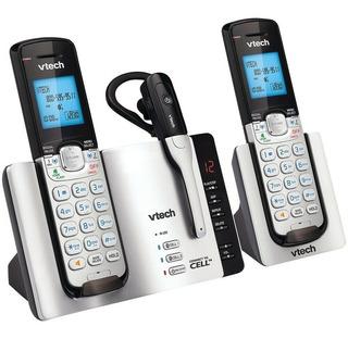 Telefone Sem Fio Vtech 2 Bases Dect 6.0 Pronta Entrega