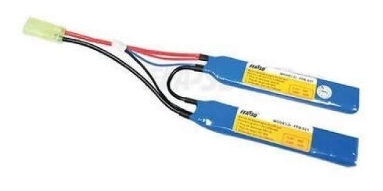 Bateria Lipo 7.4v 1300mah 15c Ffb-021