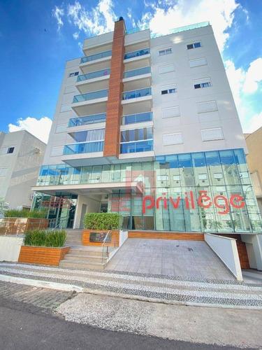 Apartamento Com 3 Dormitórios À Venda, 116 M² Por R$ 600.000,00 - Florestal - Lajeado/rs - Ap1975