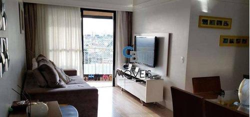 Imagem 1 de 23 de Apartamento À Venda, 86 M² Por R$ 675.000,00 - Vila Prudente (zona Leste) - São Paulo/sp - Ap4571