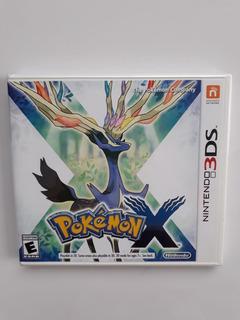 Pokemon X Juego Nintendo 3ds Nuevo Y Sellado
