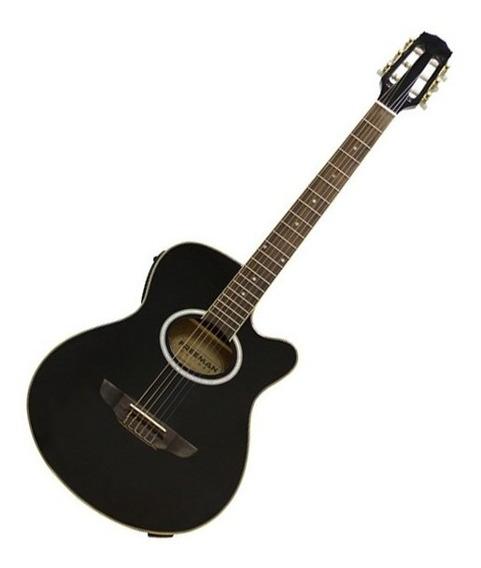 Guitarra Electroacústica Fra95ncet, Cuerdas Nylon, Freeman