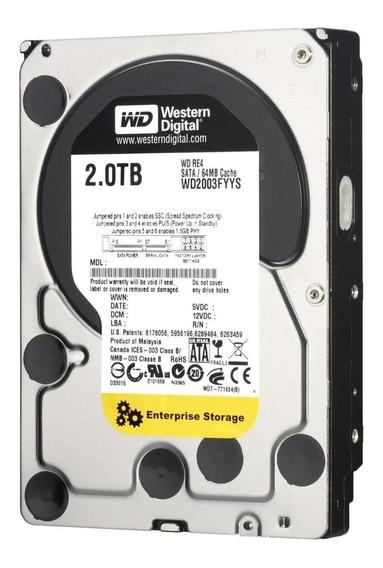 Disco rígido interno Western Digital WD RE4 WD2003FYYS 2TB