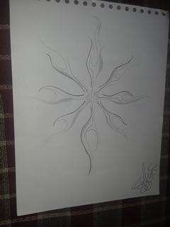 Dibujo Sol