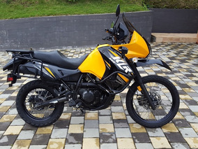Klr 650 Modelo 2013