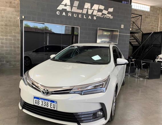 Toyota Corolla 1.8 Mt 6 Xei Pack Mod 2017 Idem Okm !!!!