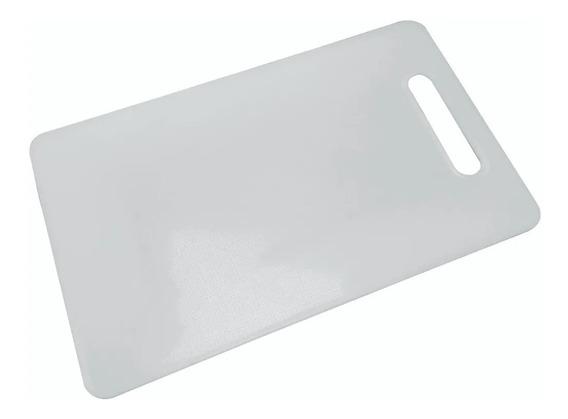 Tabla De Corte Picar De Plástico Nylon 39 X 25 Cm