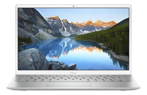 """Imagen 1 de 7 de Ultrabook Dell Inspiron 5301 plata 13.3"""", Intel Core i7 1165G7  8GB de RAM 512GB SSD, NVIDIA GeForce MX350 1920x1080px Windows 10 Home"""