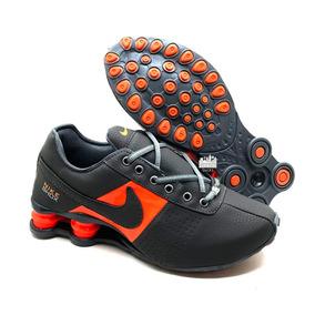 deaecf4a518 Tênis Nike Shox R4 Unissex. São Paulo · Tênis Sxhox Deliver Masculino  Promoção Frete Gratis