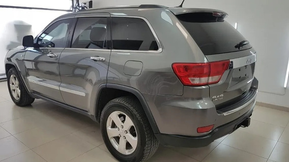 Jeep, Grand Cherokee Limited 2012