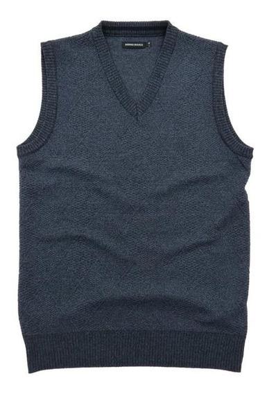 Suéter Masculina Colete Plus 26935