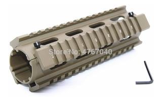 Hand Guard Full Metal Trilhado - Desert - 6.7