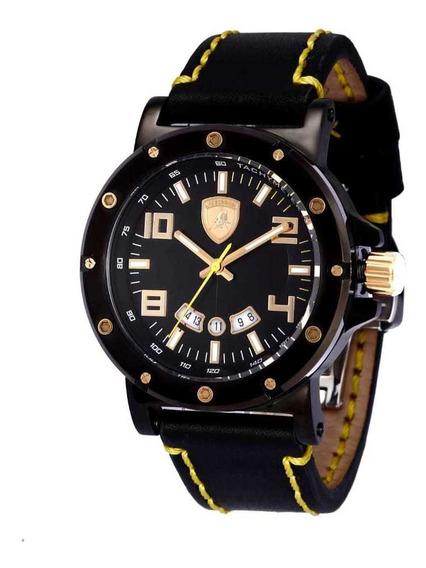 Relógio Lamborghini Quartz(modelo Lb90044252m)