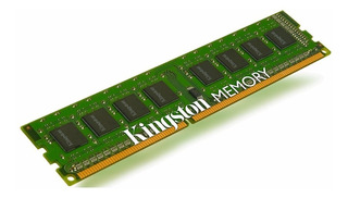 Memoria Ram Ddr3 4gb 1600 Mhz Kingston