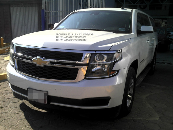 Chevrolet Suburban 2017 Lt 5.3 Lts Piel Q/c Eng $ 129,600