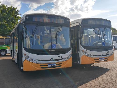 Imagem 1 de 10 de Ônibus Urbano Mercedes Benz Of 1418 - 2009