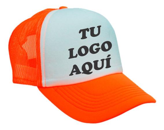 10 Gorras Trucker Logo Empresa, Eventos, Casamientos, Etc