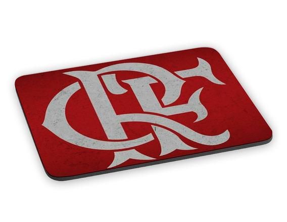 Mousepad Flamengo Crf Clube Regata Distintivo Mouse Pad