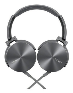 Sony Extra Bass Auriculares Smartphone (plata) Acoustic Bass