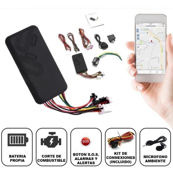 Gps Tracker Rastreador Localizador Para Autos Y Motos