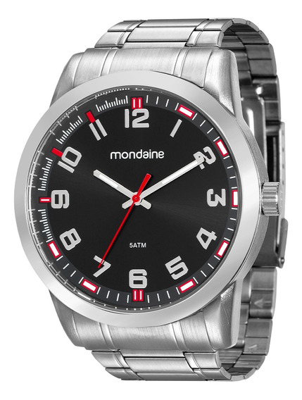 Relógio Masculino Mondaine 99084g0mvne2